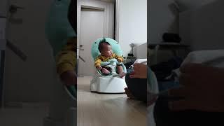 젤리맘 범보의자 시승기 [통통이네 v-log]