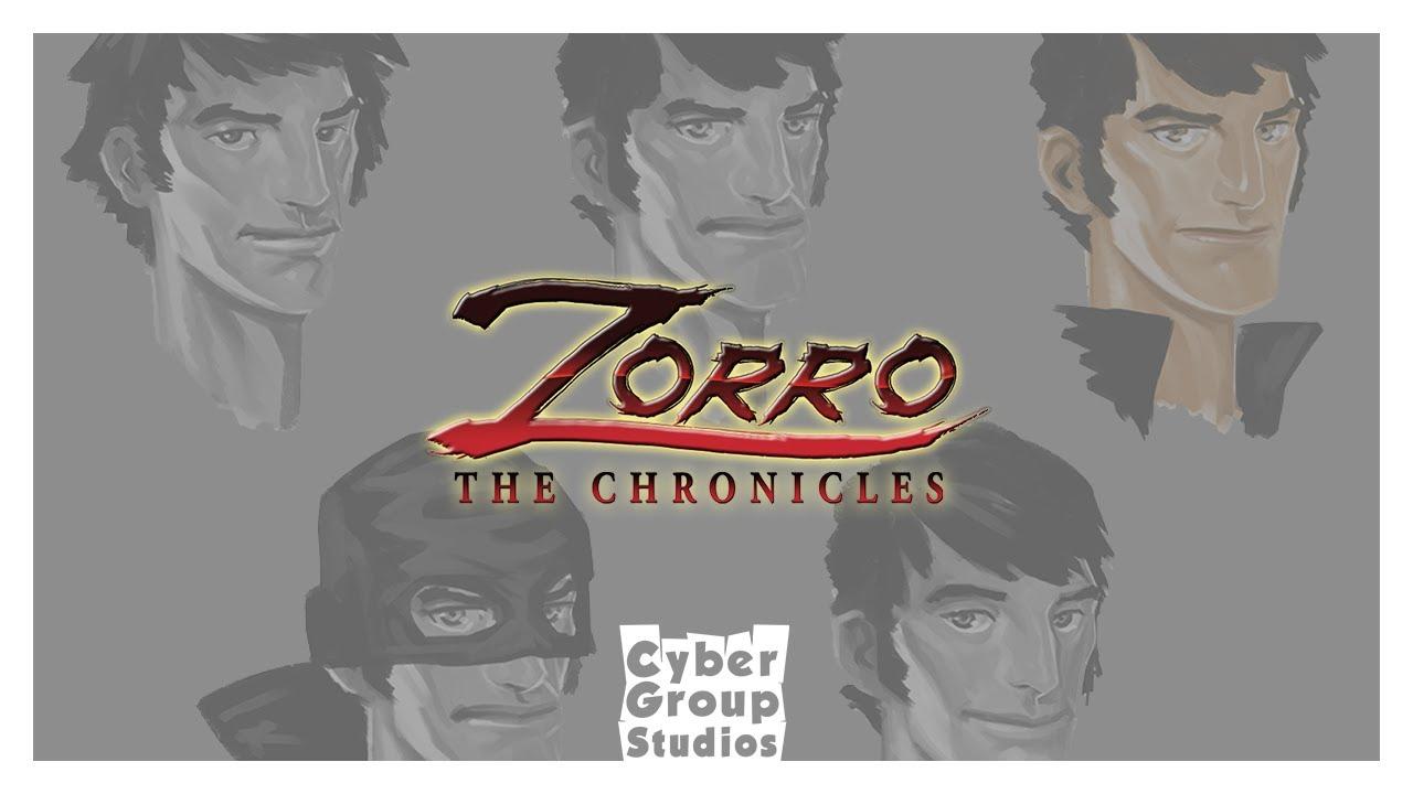 Les Chroniques De Zorro Making Of Version Francaise Youtube