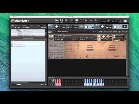 Spitfire release: Ricotti Gallon Idiophones
