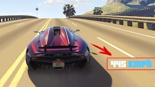 EL COCHE MAS RÁPIDO EN GTA 5 A MÁXIMA VELOCIDAD !! REGERA R TEST - GTA V Pc Mods Dutygameplays