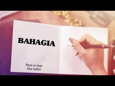 Bahagia - Rezare Feat Eka Safitri Lyric Cover