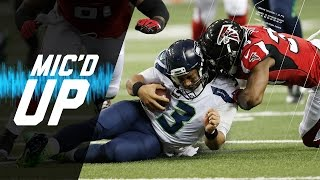 Seahawks vs. Falcons Divisional Round Mic