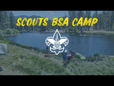 Scout Camp | Scouts BSA