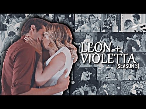 Leon & Violetta - Their Story (season 3) - #Leonetta