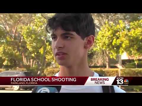 Parents on shooting at Florida high school