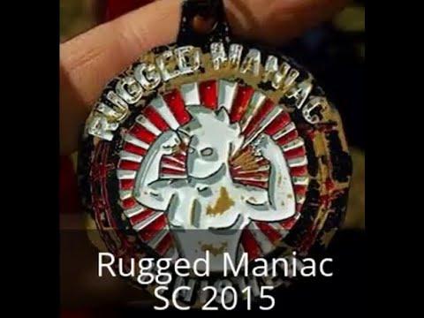 Rugged Maniac 2015 South Carolina (Raw Video) Full Race