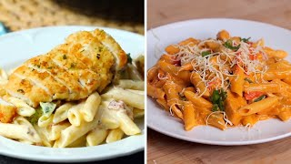 13 Best Weeknight Pasta Dinner Ideas | Pasta Bake | Creamy Pasta | Twisted