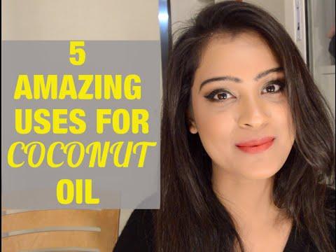 5 Amazing Uses For Coconut Oil | Beauty Secret