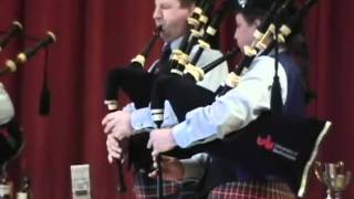 RSPBA Stotfold Grade 3 Quartets 2011, University of Bedfordshire Pipe Band A