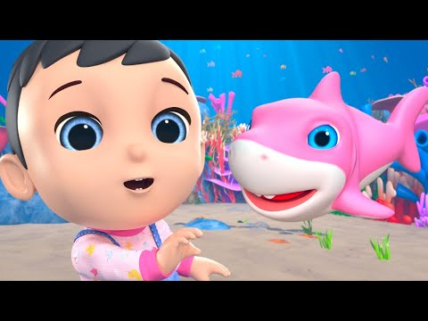 Baby Shark Song - Nursery Rhymes & Kids Songs By Little Treehouse