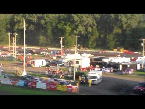 Modified Heat 1 @ Hamilton County Speedway 07/30/16