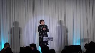 千葉一夫カラオケ大会(公式)優勝者が歌う 霧雨川