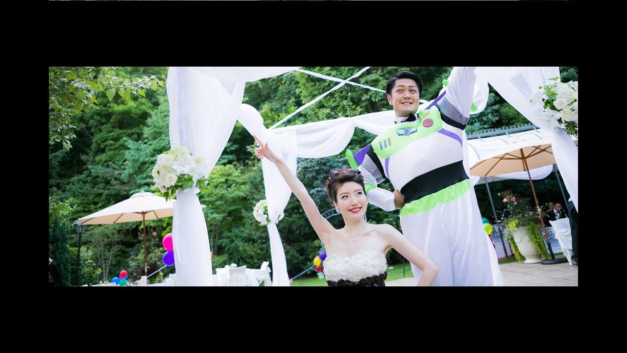 Taku et aika wedding film jardin de bonheur for Jardin bonheur 2015