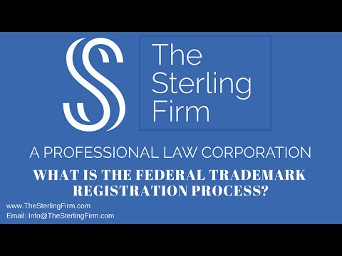 WHAT IS THE FEDERAL TRADEMARK REGISTRATION PROCESS?