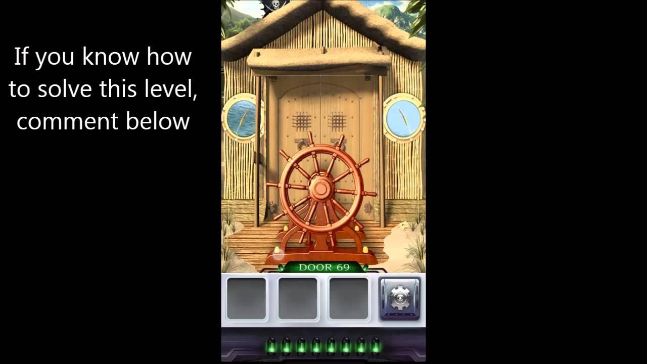 100 Doors 3 Level 69 Walkthrough Youtube