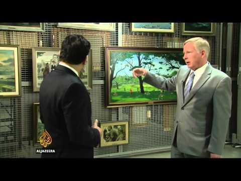 US still holds massive collection of Nazi art