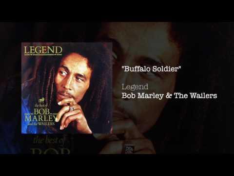 """Buffalo Soldier"" - Bob Marley & The Wailers | Legend (1984)"