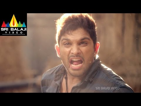 Iddarammayilatho Movie Interval Fight Scene | Allu Arjun, Amala Paul, Catherine | Sri Balaji Video thumbnail