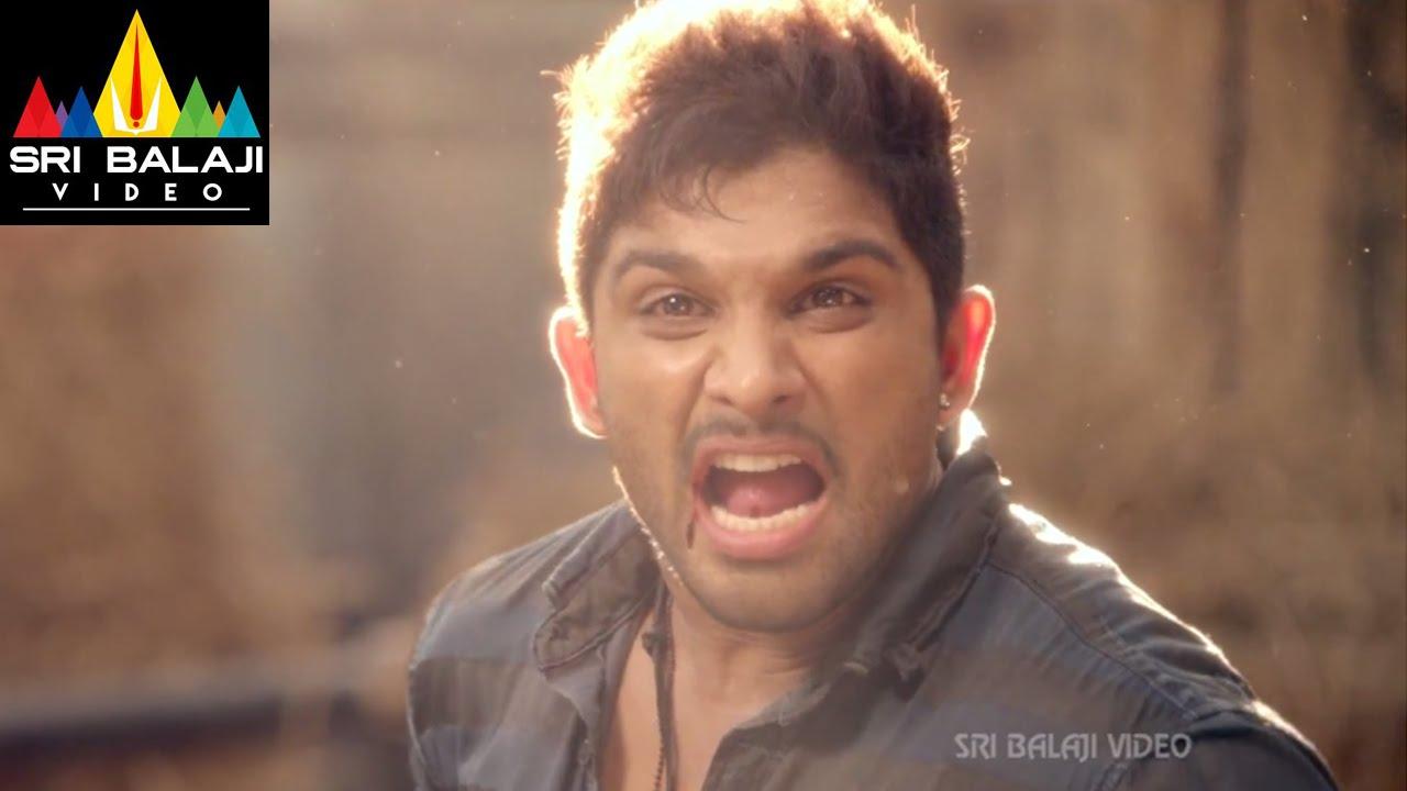Iddarammayilatho Movie Interval Fight Scene | Allu Arjun ...