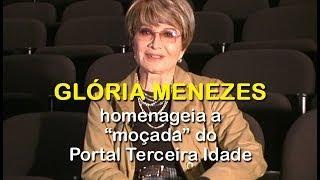 Baixar Glória Menezes homenageia o Dia Mundial do Idoso e o Portal Terceira Idade (legendado)