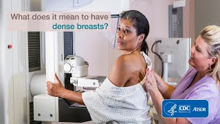 What Does It Mean to Have Dense Breasts?