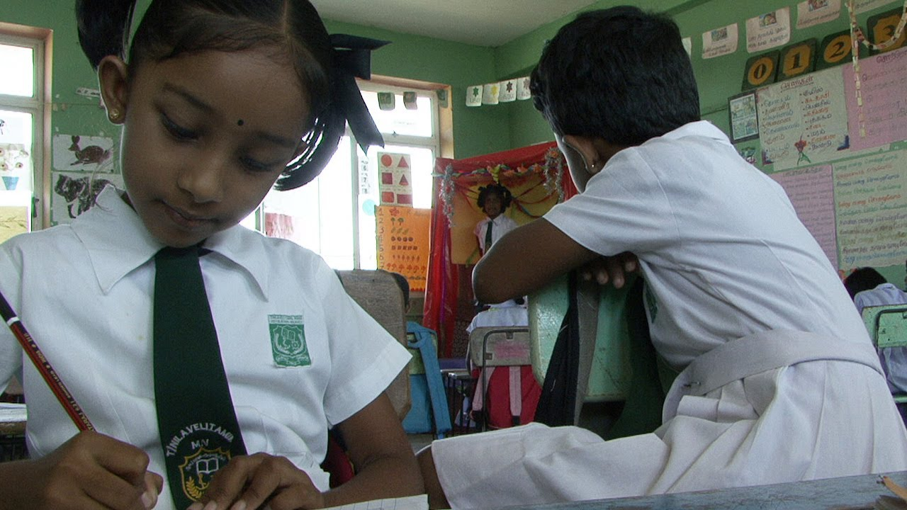 In Sri Lanka, Child-Friendly Schools Transform Communities -2593