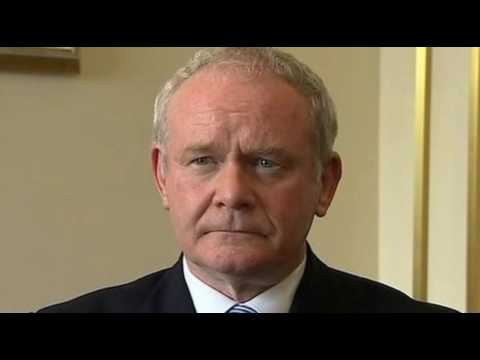 Martin McGuinness speaking on Brexit [24/06/2016]
