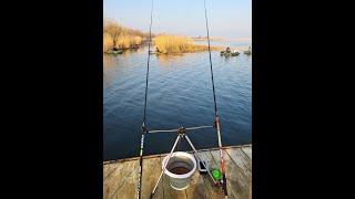 Открытие сезона 2021 Рыбалка на поплавок