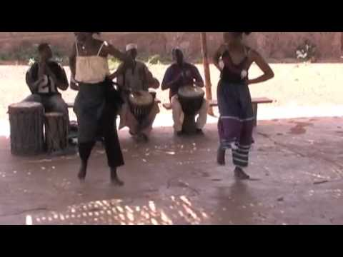 """Numu  Foly"" Mali African Dance, Djembe Drums and Chants#8"