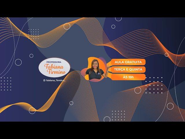 sddefault - Aulas no Youtube da Professora Fabiana Firmino