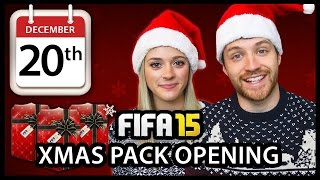 XMAS ADVENT CALENDAR PACK OPENING #20 - FIFA 15 ULTIMATE TEAM Thumbnail