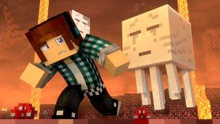 Minecraft - 10 Curiosidades Sobre o GHAST !!