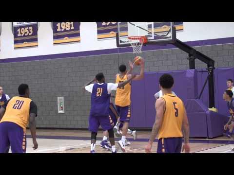 LSU Basketball: Opening Weekend Highlights