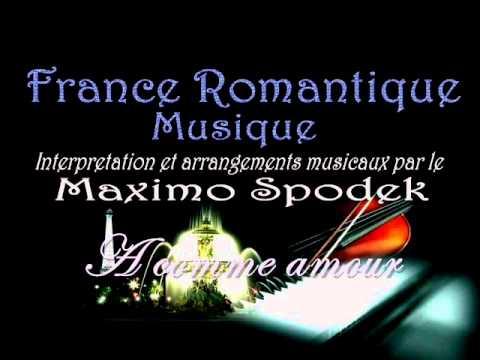 LES TOP 10 CHANSONS FRANCAISES ROMANTIQUE, PIANO ET ENSEMBLE INSTRUMENTAL