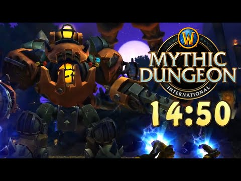 Motherlode (+19) | MDI Best Dungeon Run | Method EU | Spring 2020 | World of Warcraft