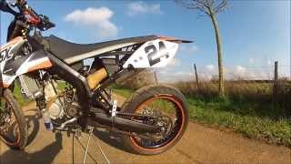 Derbi senda moteur KTM 85 SX