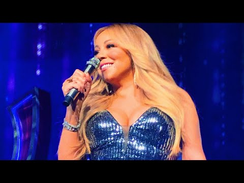 Mariah Carey - STRONG Belting Vocal Range! (16th Feb. 2019) The Butterfly Returns!