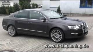 Chiptuning Box passend für VW Passat  2.0  TDI Pumpe Düse 170 PS Serie