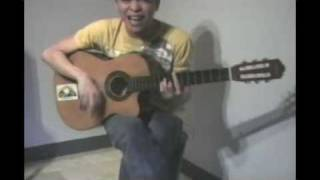 Butterfly by Jason Mraz Acoustic Cover by BIM