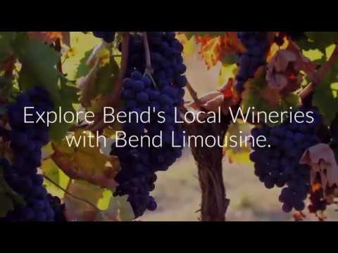 Winery Tours in Bend, Oregon