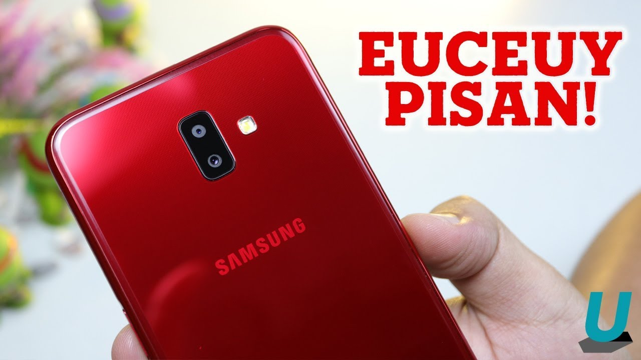 Unboxing Samsung Galaxy J6 J6 Plus Red Youtube