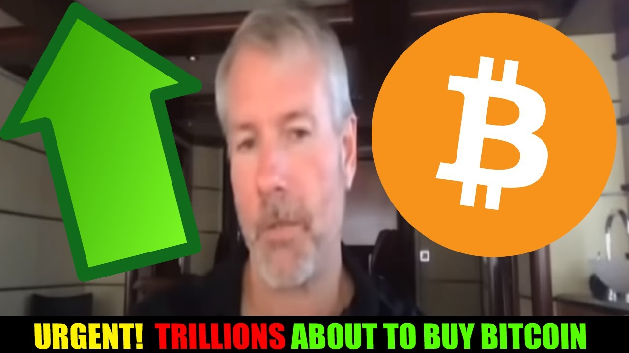 BITCOIN HOLDERS WATCH!: Trillions About To Buy BITCOIN! | Cryptocurrency News
