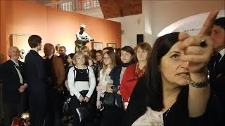 ''Dei, uomini, eroi''/Ermitage di San Pietroburgo. Боги, люди, герои. Древнеримские фрески