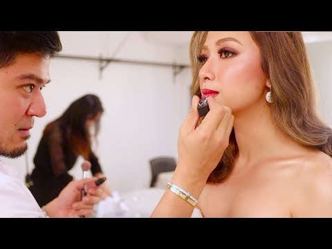 A Day In The Life of A Professional Makeup Artist | Albert Kurniawan