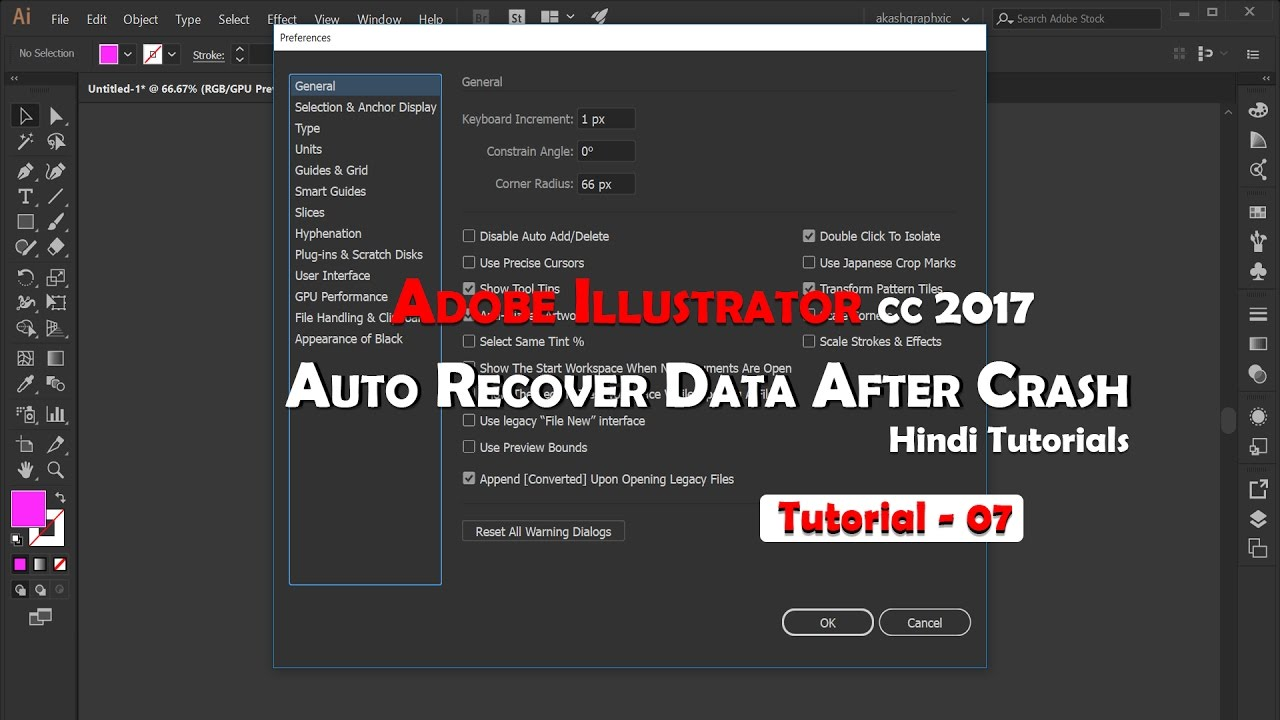 How to recover files (.ai) from Illustrator cs4 98