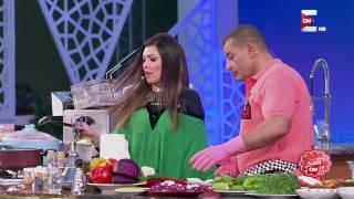 برنس الطبخ - طريقة عمل حمام بالكوسة علي طريقة ناصر البرنس