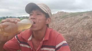 Hoà Bình Vlog - thử đi kiếm cá ngoài đồng quê