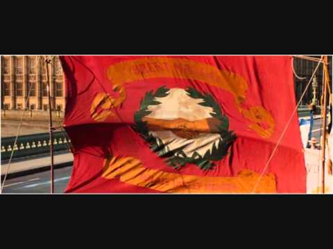 Billy Bragg. There is power in a union. Choir and brass band version from PRIDE movie.