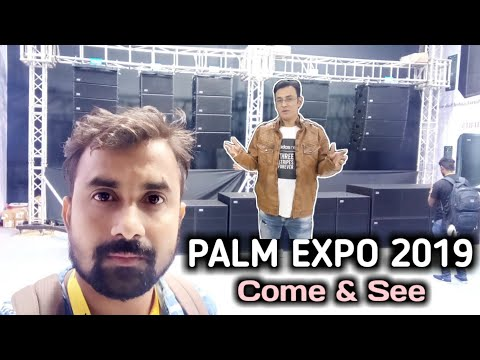DJ & Live Sound Equipment In Palm Expo 2019