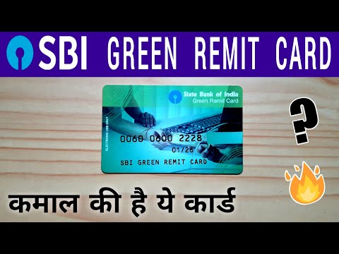 How to apply sbi green card online